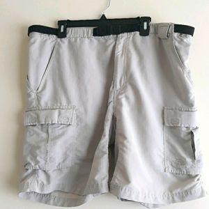 The North Face  Nylon Cargo Utility Shorts